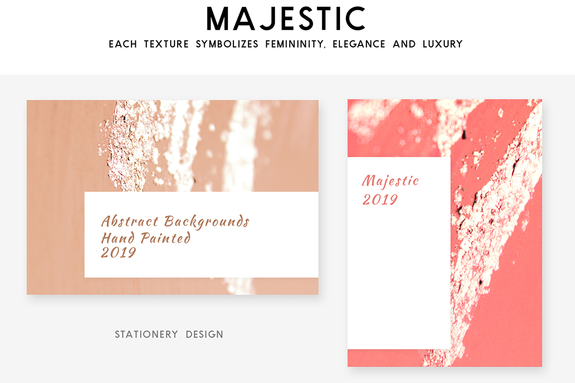 Majestic Texture Collection