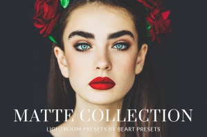 Matte Lightroom Presets Premium Collection