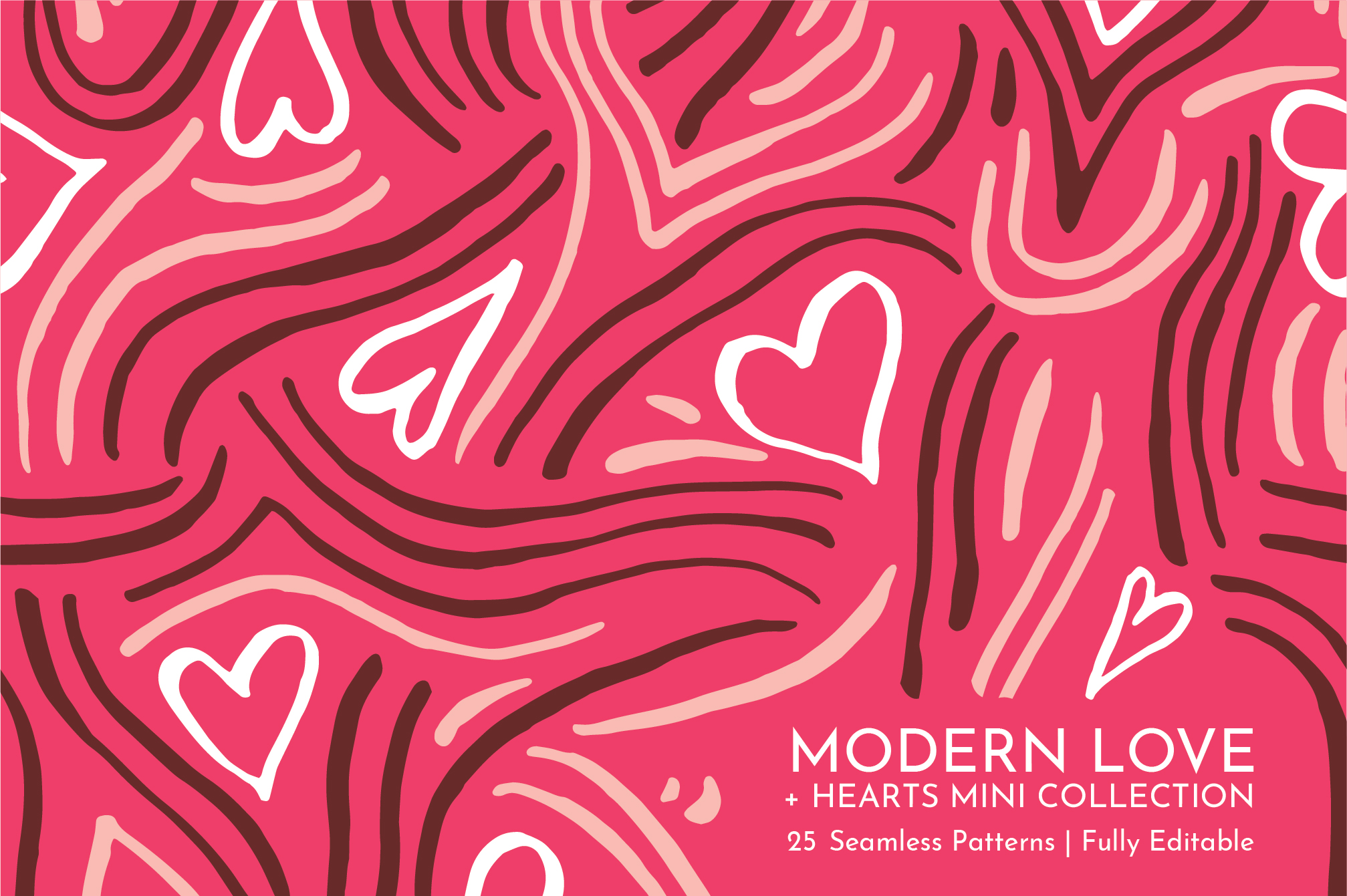 Modern Love Pattern Collection