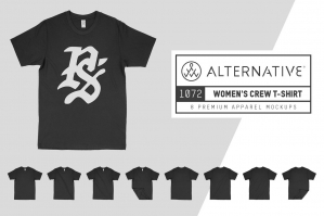 Alternative Apparel 1072 Women's Tee