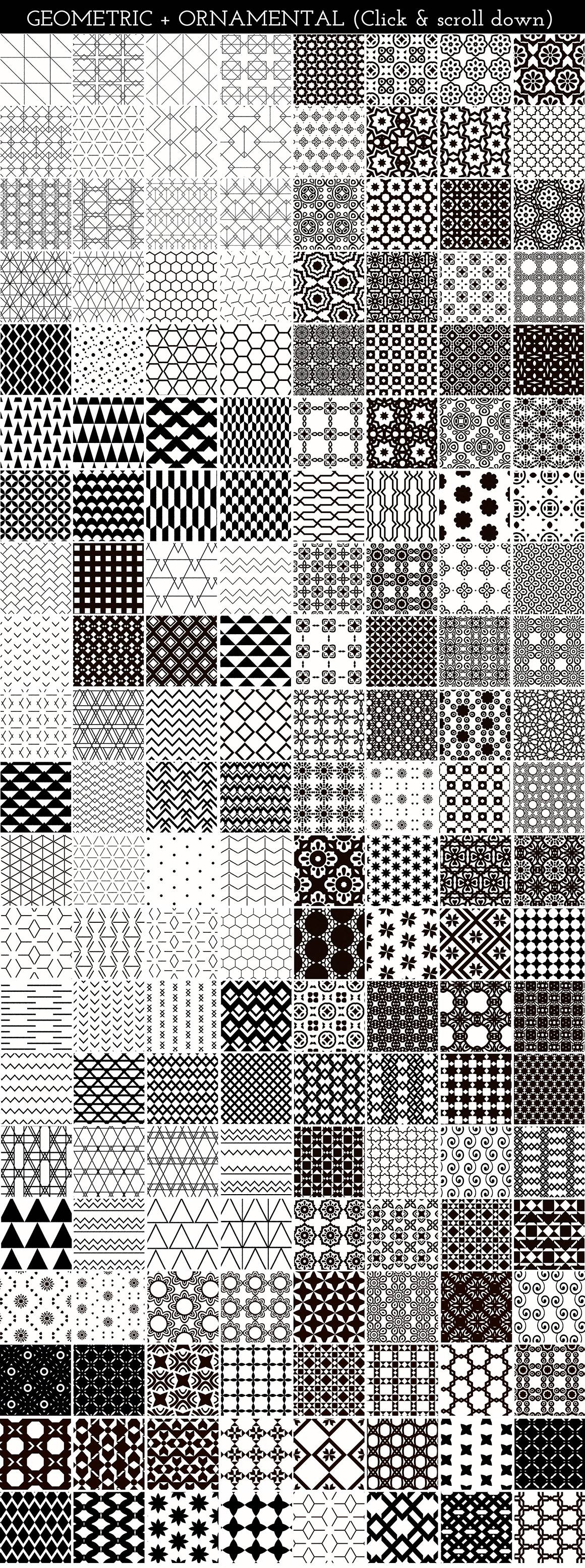 Pattern Paradise Collection