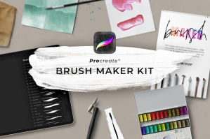 Procreate Brush Maker Kit