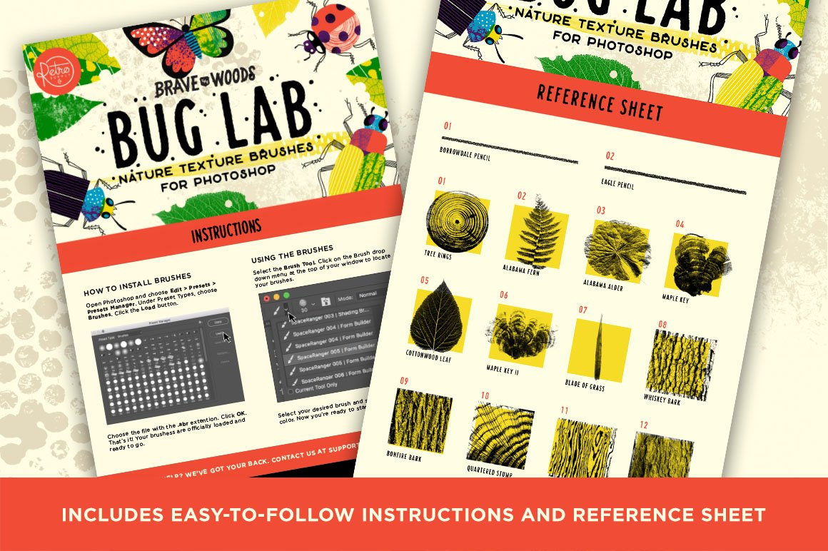 Bug Lab for Photoshop