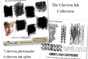 Chevron Ink
