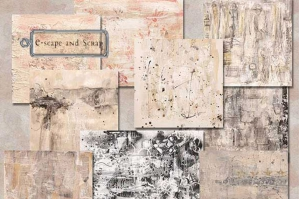 Mixed Media Papers Pack