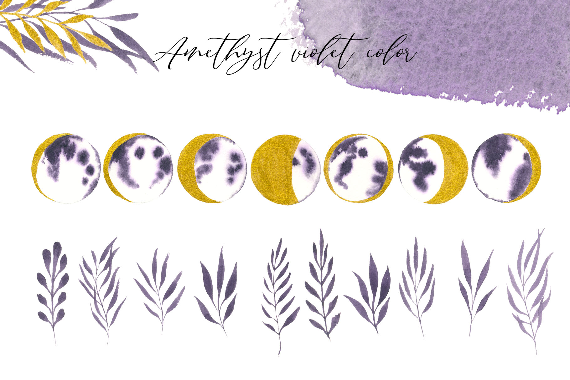 Moon Inspiration Collection