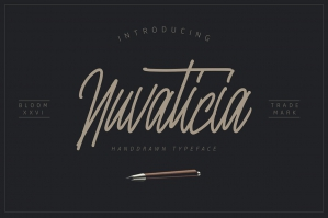 Nuvaticia Script
