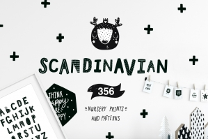 Scandinavian - Nursery Prints