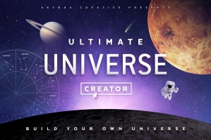 Ultimate Universe Creator