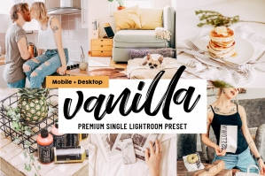 Vanilla Bright Indoor Preset