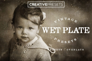 Wet Plate Lightroom Presets