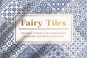 Fairy Tiles - Geometric Patterns Collection