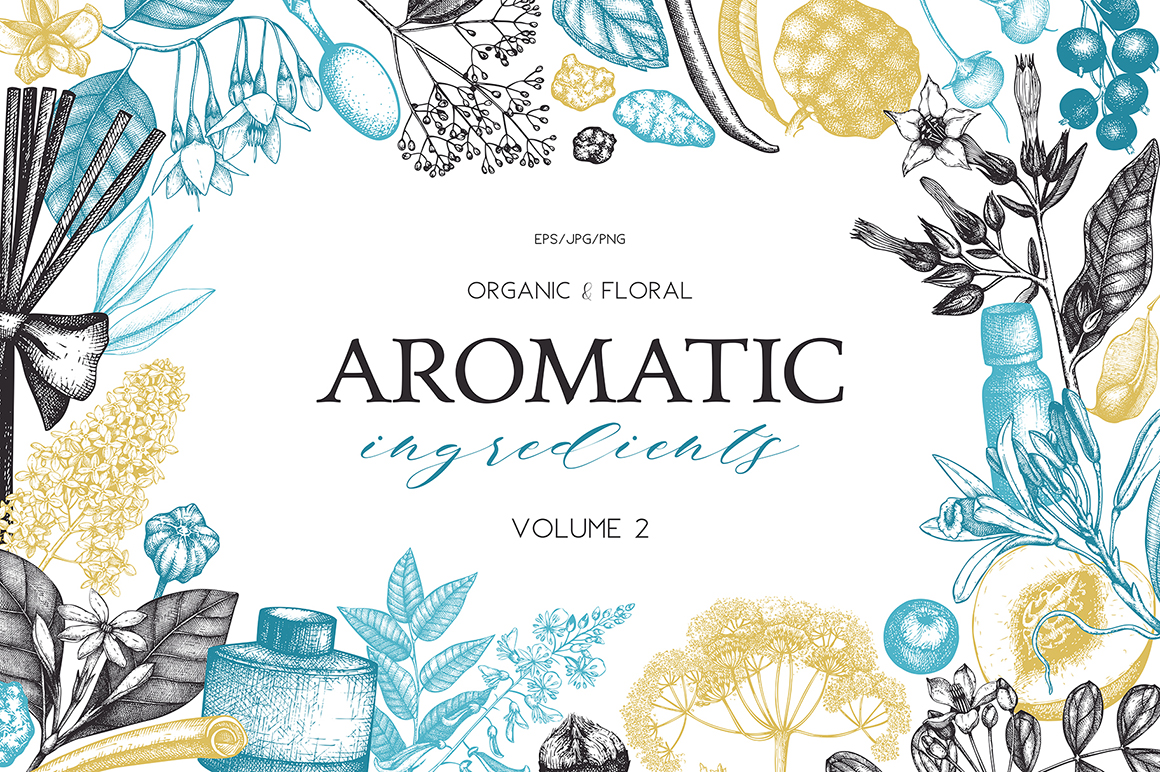 Aromatic Ingredients Collection