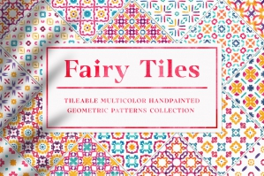 Fairy Tiles Patterns