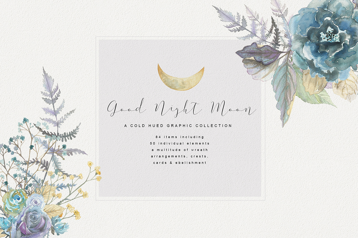 Good Night Moon - Graphic Collection