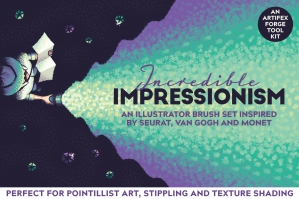 Incredible Impressionism | Brushes