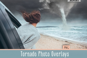 Tornado Photo Overlays