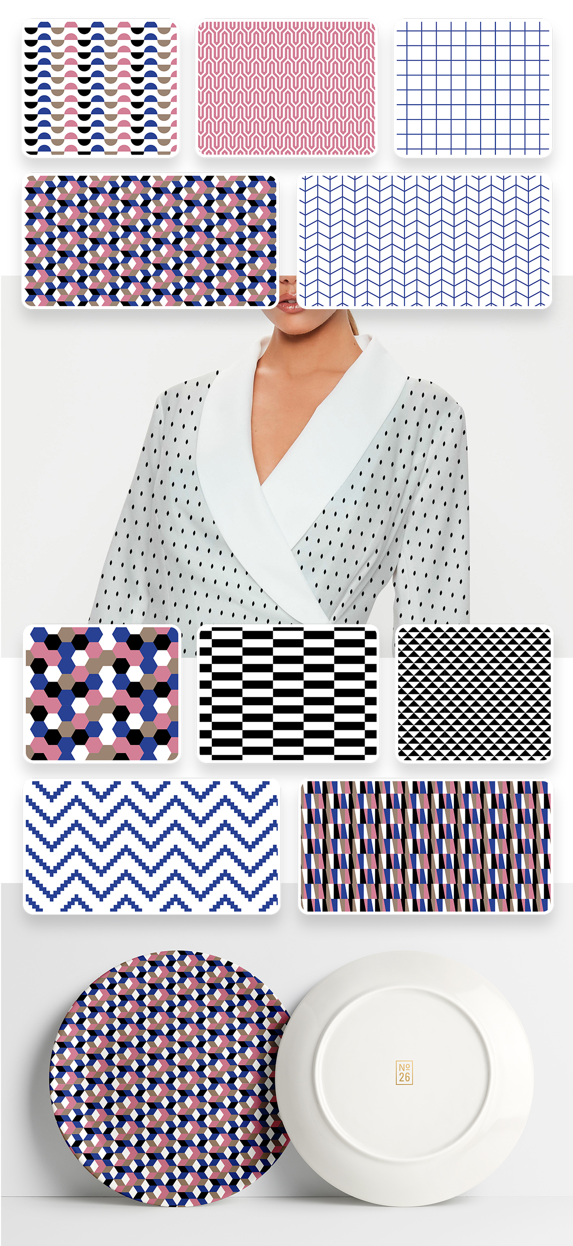 The Versatile Textures and Patterns Collection