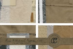 Raw & Natural Papers 02