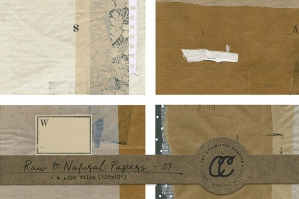 Raw & Natural Papers 01