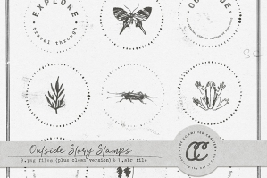 Outside Story Stamps