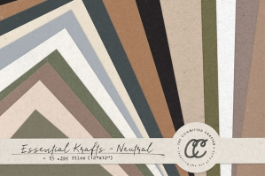Kraft Essentials – Neutral