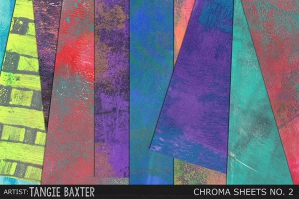 Chroma Sheets Set No. 2