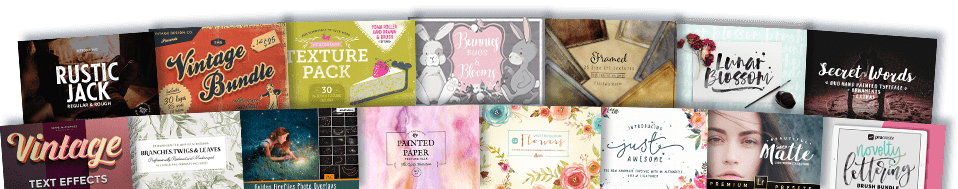 Free Bundle Of Design Products