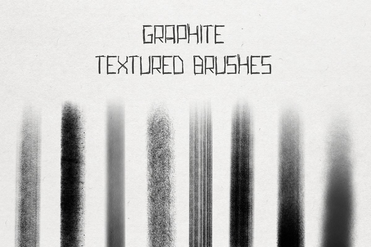 Procreate Graphite And Charcoal Brushes