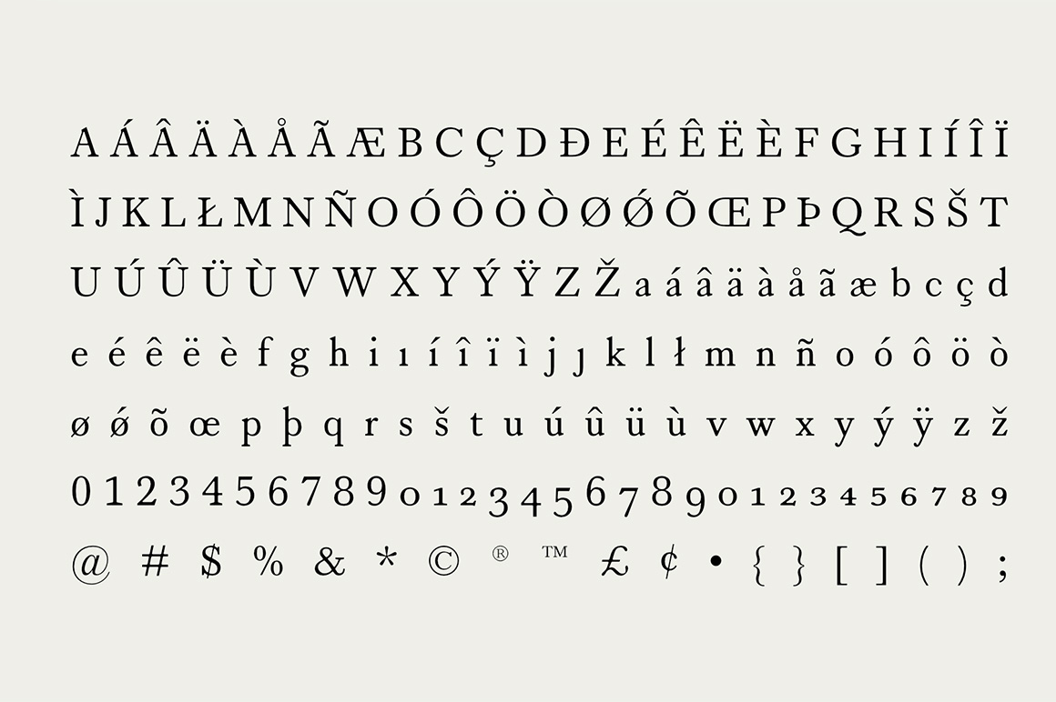 The Spectacular Type Lover's Selection