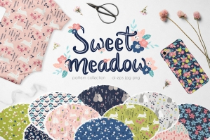 Sweet Meadow Patterns