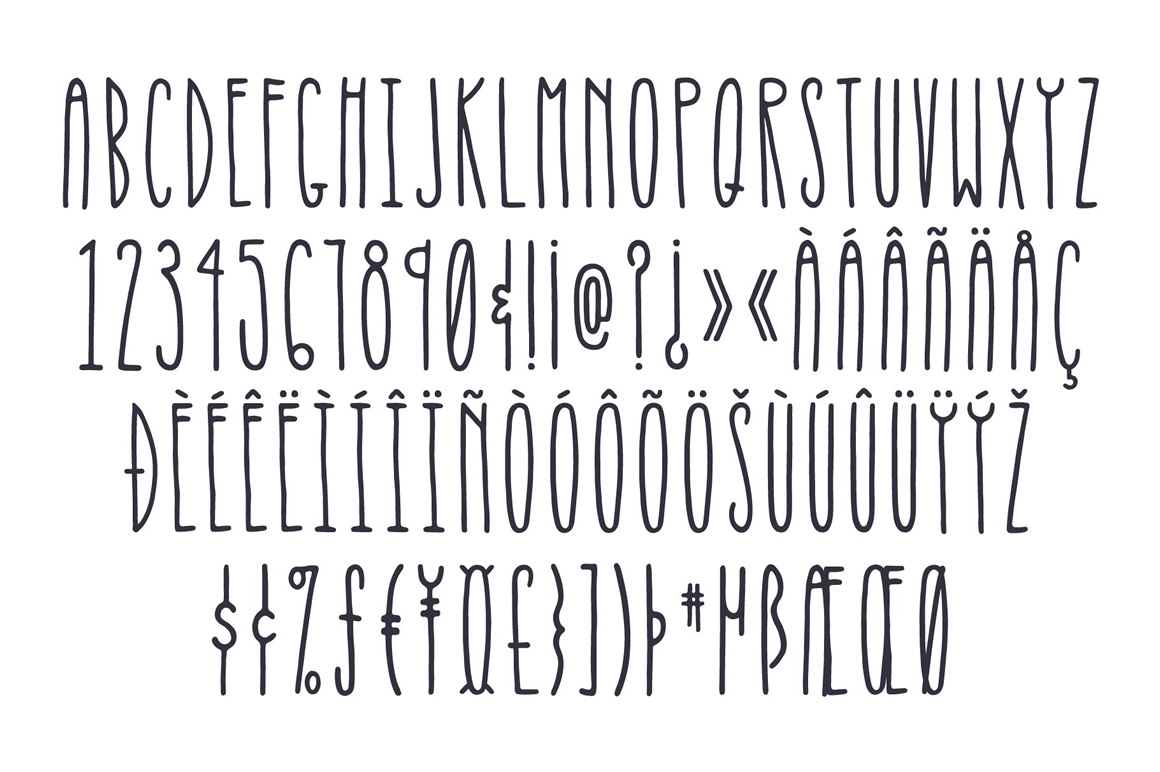 Thin Stanley Font