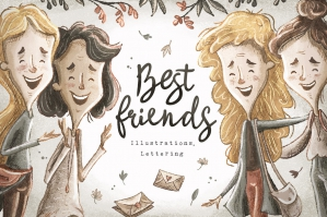 Best Friends Collection
