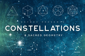 Constellations & Sacred Geometry