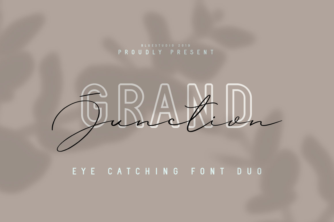 Grand Junction Font Trio