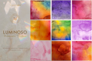 Luminoso Watercolor Textures