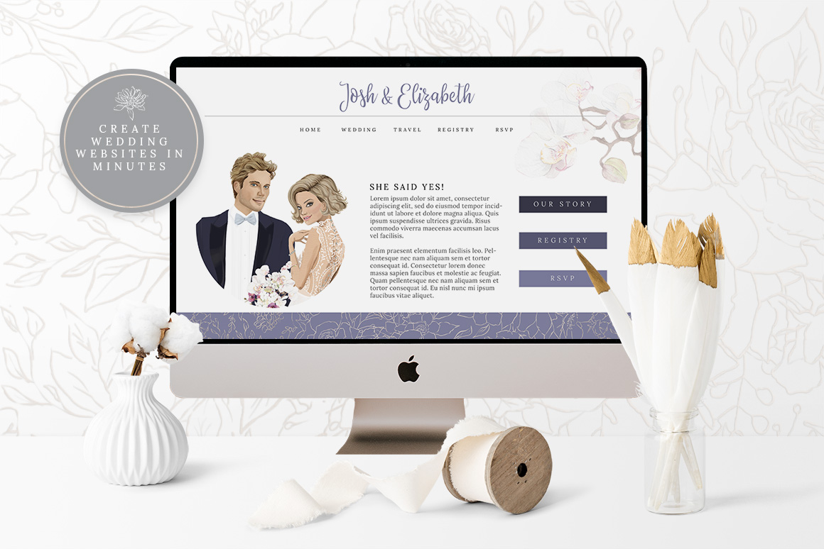 Wedding and Celebration Creator