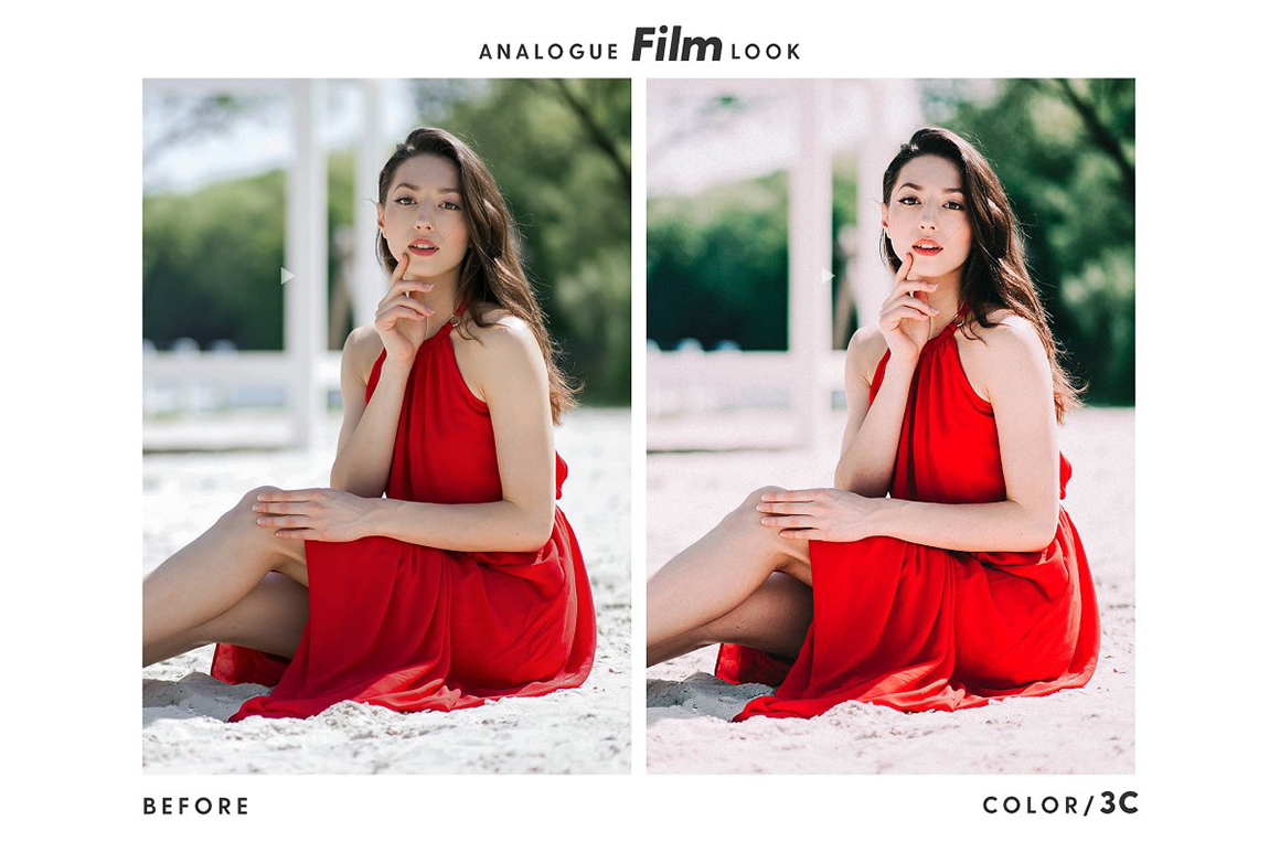 Film Look - Lightroom & ACR Presets