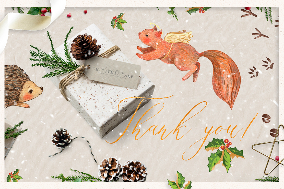 Christmas Tale Graphic Collection
