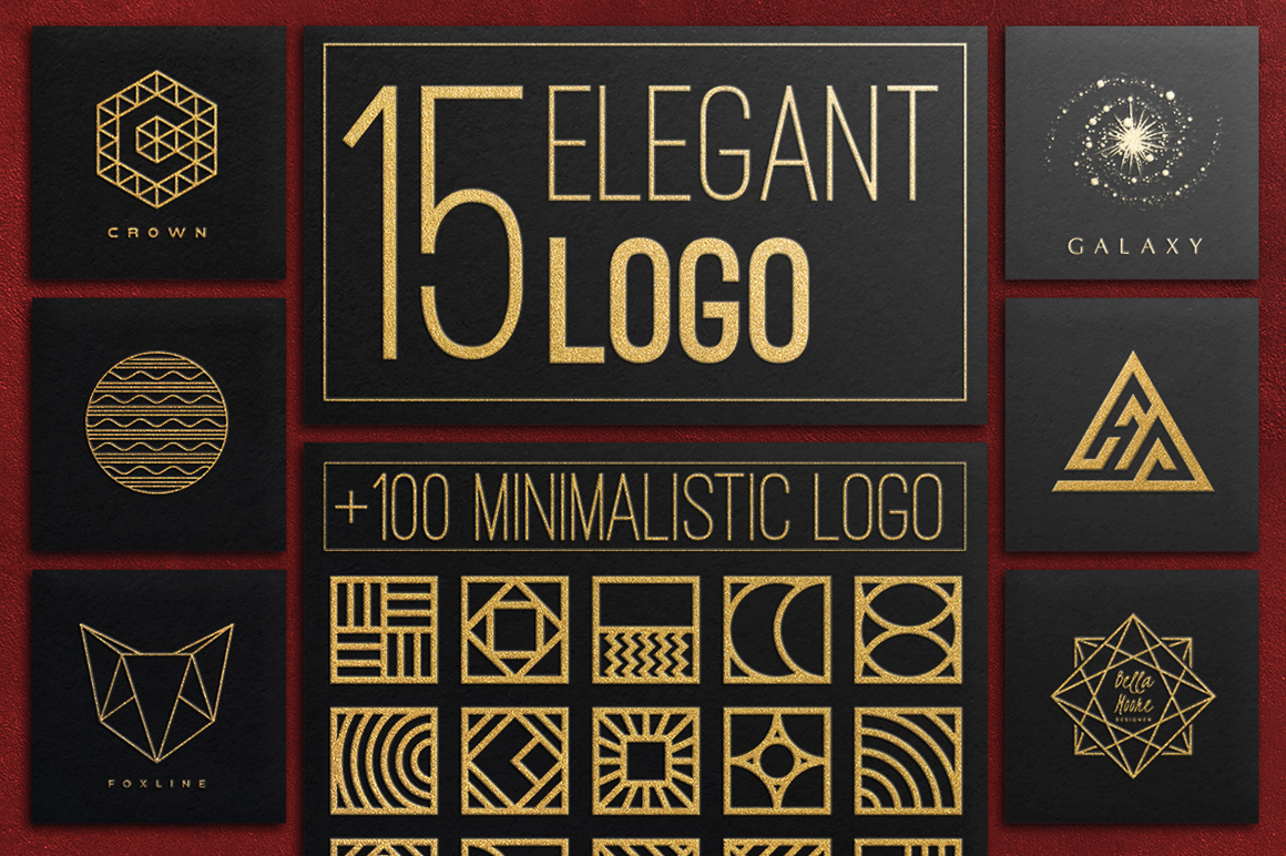 Elegant Logos Collection
