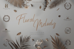 Floral Melody Collection