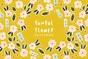 Funful Flower Patterns