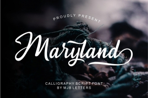 Maryland Calligraphy
