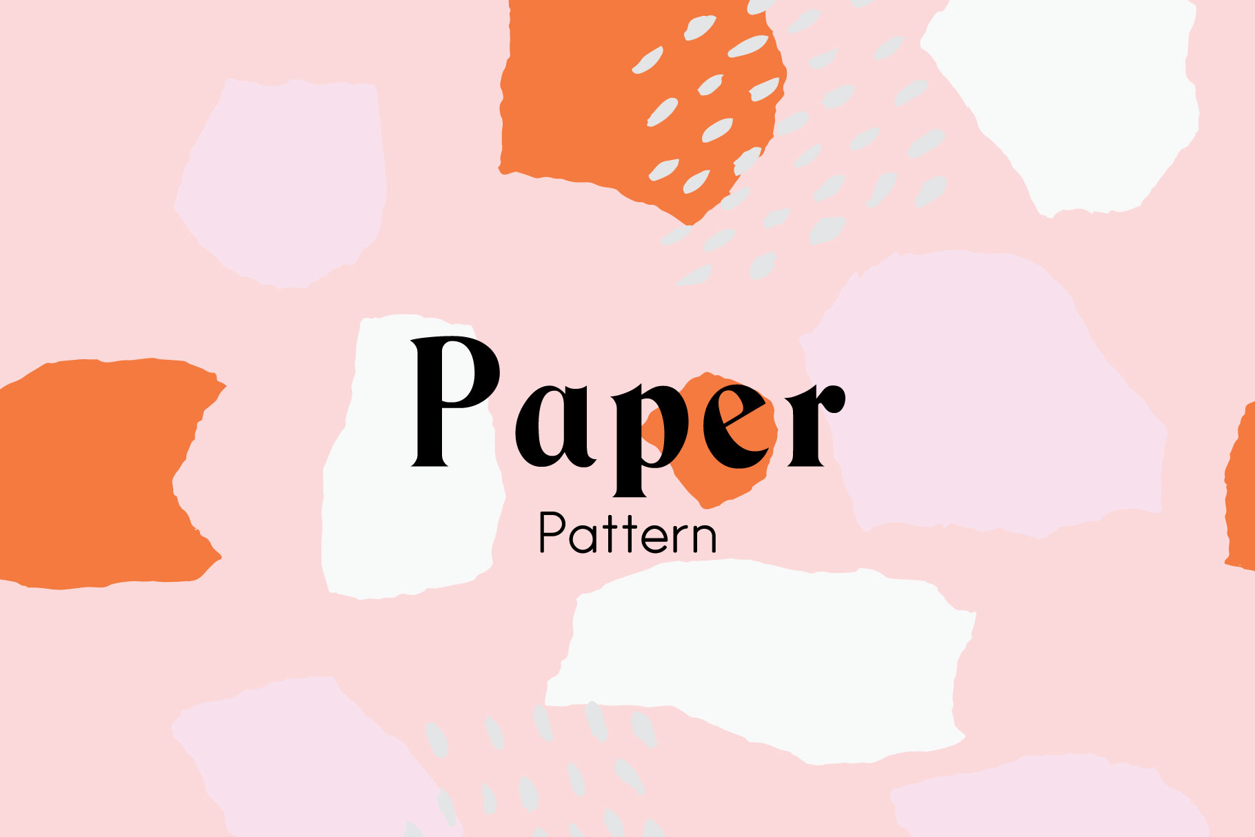 Paper Abstract Patterns