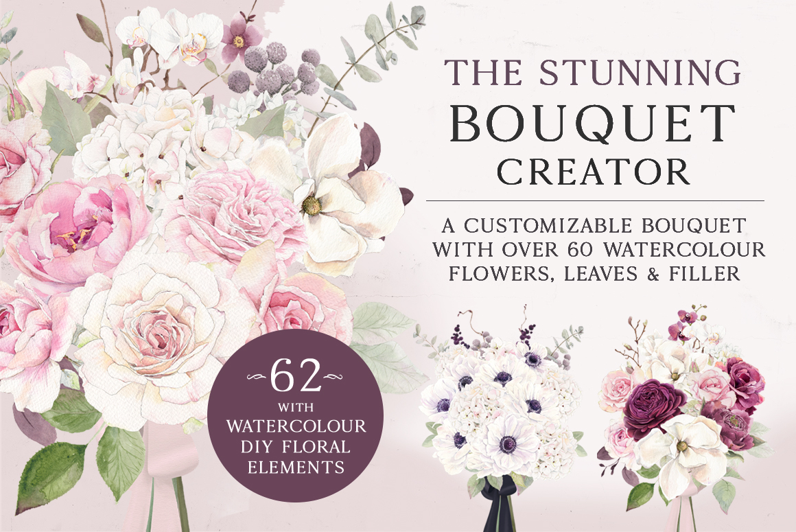 The Stunning Bouquet Creator