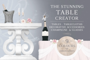 The Stunning Table Creator