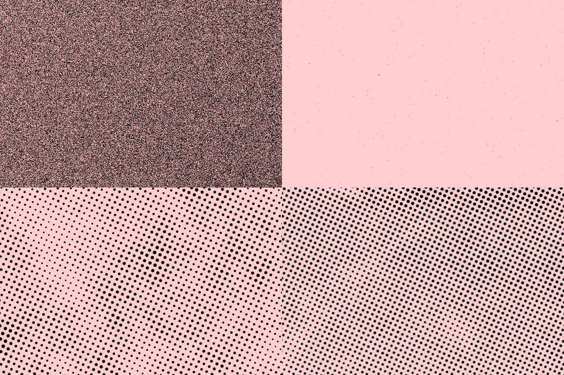 Animated Grain Textures