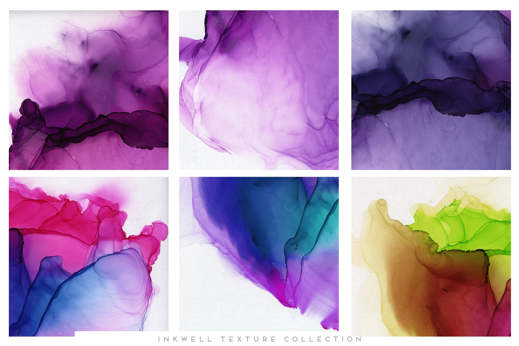 Inkwell Paper Textures Vol. 2