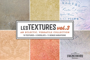 Les Textures Collection Volume 3