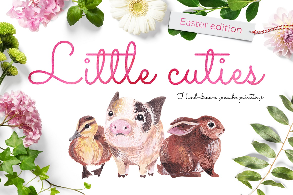 Little Cuties - Easter Edition